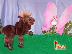 Кукольный спектакль Приключение Алёнушки и Иванушки