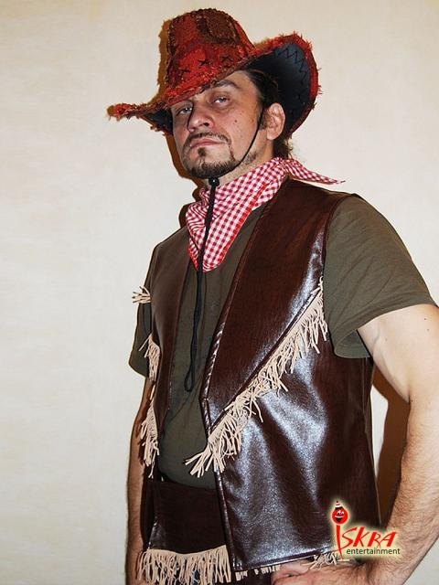 Ковбойский костюм своими руками фото