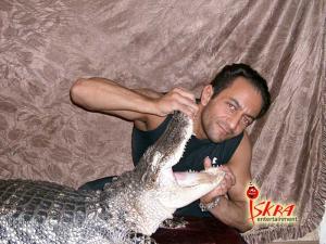 Экстремальное шоу с опасными животными