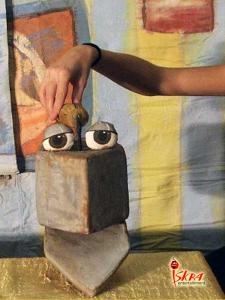 Кукольный спектакль Федорино горе