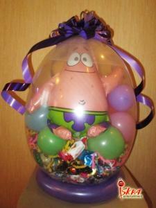 игрушка в шаре