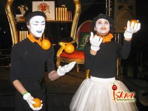 Мимы и пантомима