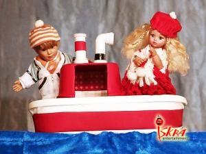 Кукольный спектакль У самого синего моря