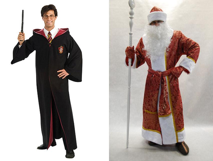 Гарри поттер костюмы своими руками 779