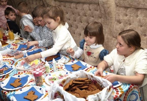 Как провести мастер-класс в детском доме
