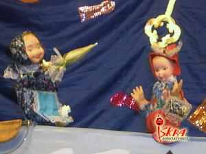 Кукольный  спектакль Красная Шапочка