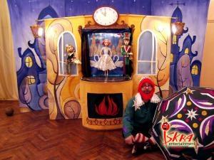 Кукольный спектакль Стойкий оловянный солдатик
