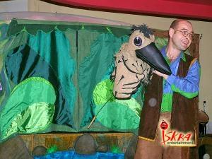 Кукольный спектакль Гадкий утёнок