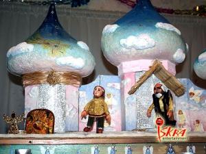 Кукольный спектакль Вифлеемская звезда